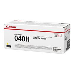 Canon 040H High Yield Ink Cartridge - Yellow