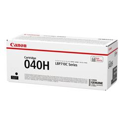 Canon 040H High Yield Ink Cartridge - Black