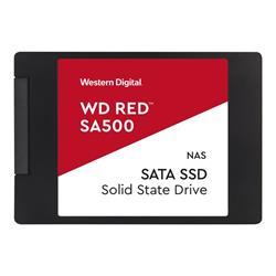 "WD 500GB Red SA500 2.5"" 7mm SATA 6Gb/s SSD"