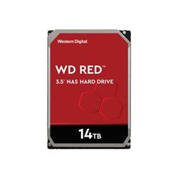 "WD 14TB Red NAS Hard Drive 3.5"" 256MB Cache"