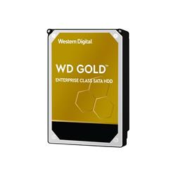 "WD 4TB Gold Enterprise Class 3.5"" SATA 6Gb/s 7200RPM 256MB"