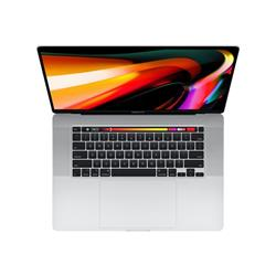 Apple 16-inch MacBook Pro w/Touch Bar 2.3GHz i9 1TB - Silver