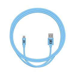 Juice 1m Lightning Charge and Sync Cable - Aqua