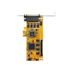 StarTech.com 8-Port PCI Express Serial Card - Low Profile PCIe