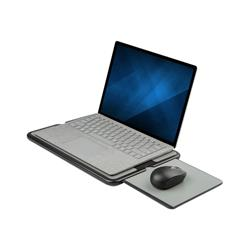 "StarTech.com Lap Desk - For 13"" / 15"" Laptops - Portable Lap Pad"