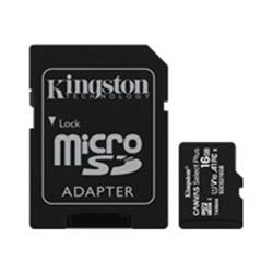 Kingston 16GB Canvas Plus micro SD Card