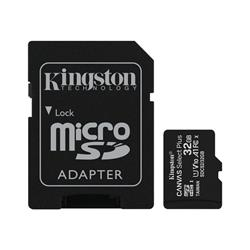 Kingston 32GB Canvas Plus micro SD Card