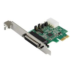 StarTech.com 4 Port PCI Express RS232 Serial Adapter Card - 16950 UART