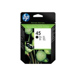 HP 45 Large Black Original Ink Cartridge