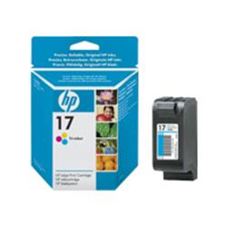HP 17 Tri-colour Original Ink Cartridge
