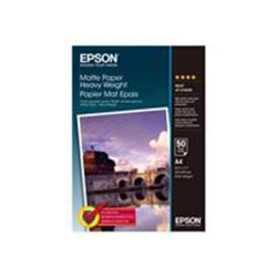 Epson Matte Paper Heavyweight A4 50 sheets